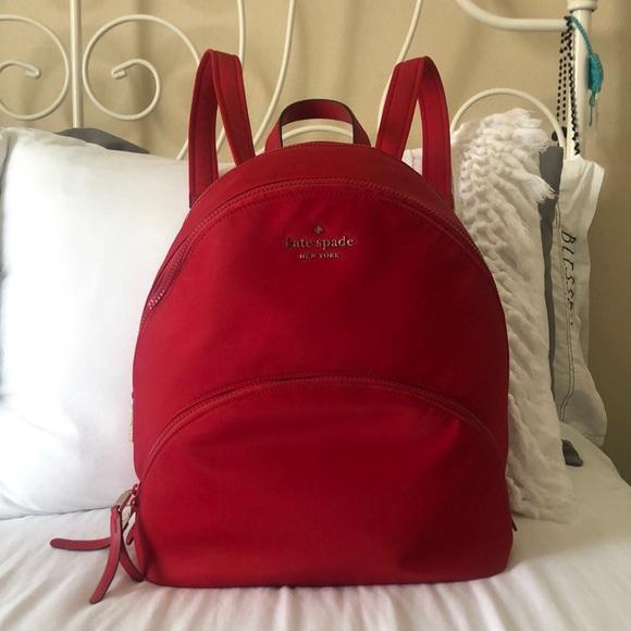 Read Kate Spade Backpack